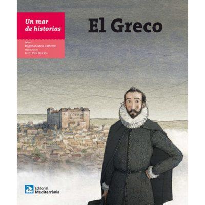 Un mar de historias - El Greco