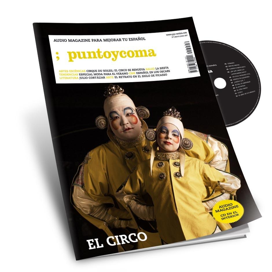 Revista para aprender español