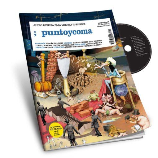Punto y coma: aprender a hablar en español