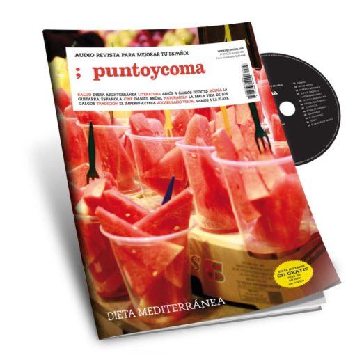 Punto y Coma material para enseñar español