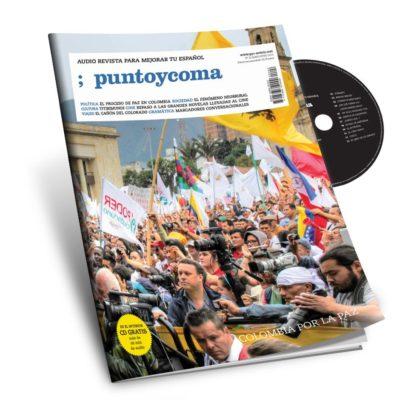 Revista en castellano para extranjeros adultos