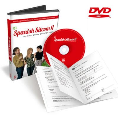 Spanish Sitcom - aprender español españa