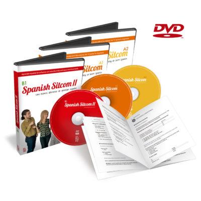 Spanish Sitcom - material para clases de español a extranjeros