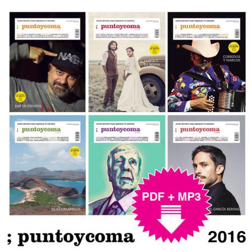 Punto y Coma: revista para aprender español