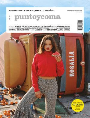 Punto y Coma, la mejor revista para aprender español